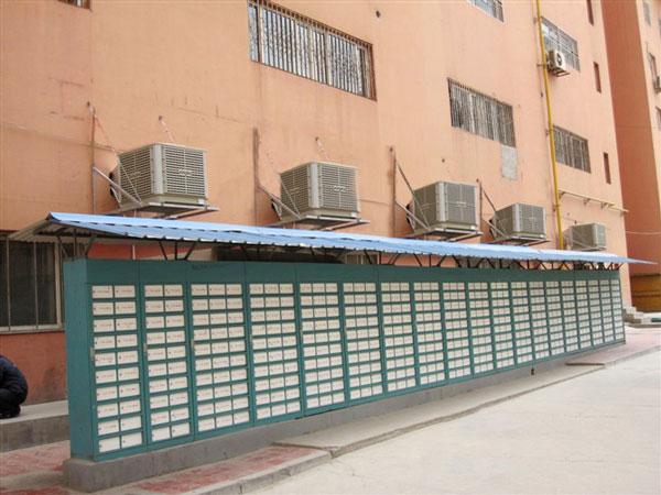 Xingke-Professional Evaporative Water Cooler Air Cooler For Industrial-11