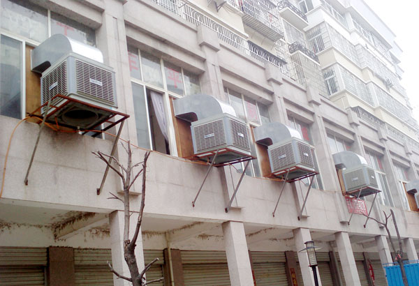 Xingke-Find Industrial Cooler Xikoo 18000m³h 11kw Water Air Cooler-11