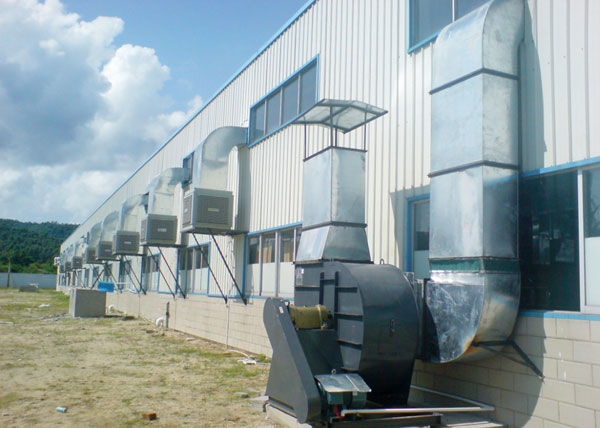 Xingke-High-quality Industrial Cooling Fan | Xikoo 20000m³h 15kw-10