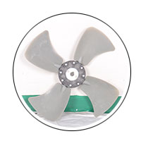 Xingke-Evaporative Cooling Fan | Xikoo Four Blades 23000m³h 13kw-11