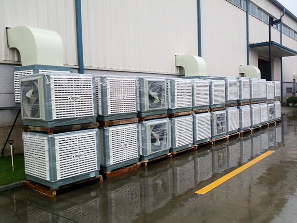 Xingke-Quiet Evaporative Air Cooler Xikoo Four Blades 23000m³h-11