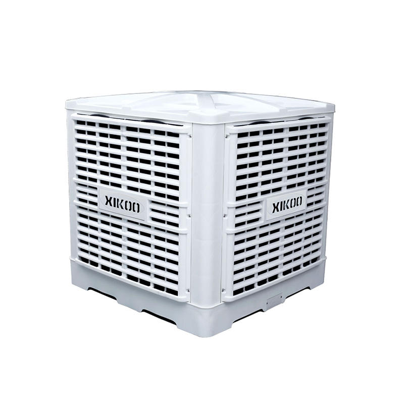 XIKOO 30000m³/h 3kw warehouse/ workshop air cooler for 150-300㎡area XK-30S-DOWN with long delivery distance