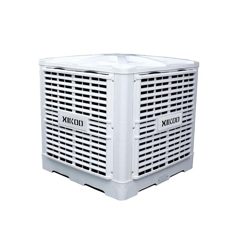 Xingke-Xikoo 30000m³H 3kw Warehouse Workshop Evaporative Cooling Fan-2
