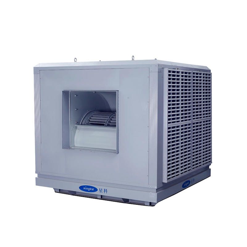 XIKOO 30000-50000m³/h 5.5-15Kw industry air evaporative cooler fan XK-35S with big airflow