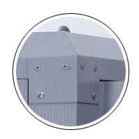 Xingke-Xikoo 30000-50000m³h 55-15kw Industry Air Evaporative Cooler-7