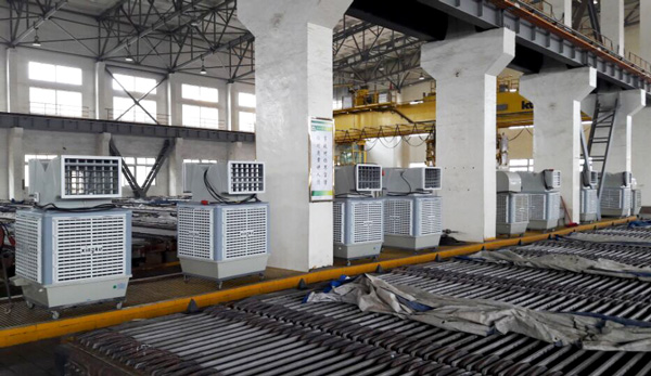 Xingke-Indoor Portable Evaporative Air Cooler Xikoo 18000m³h-9