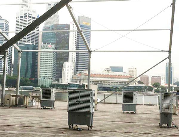Xingke-Professional Portable Water Cooler Fan Tent Industrial Air Cooler-11