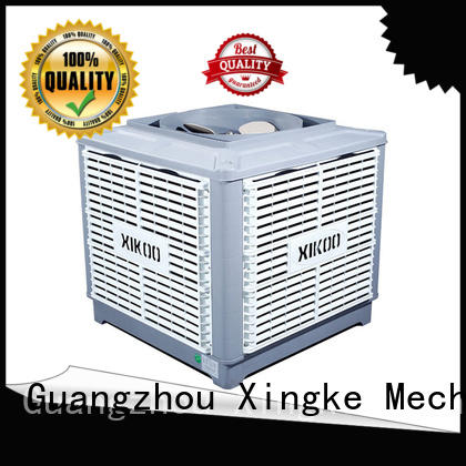 Xingke best industrial cooler with lcd touch display for factory