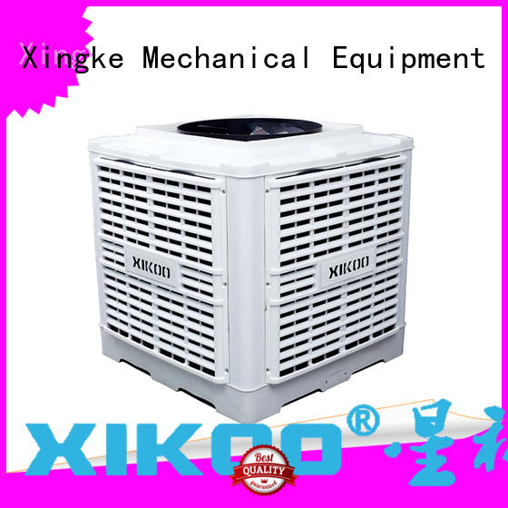 Xingke high quality industrial swamp cooler with remote controller wholesale