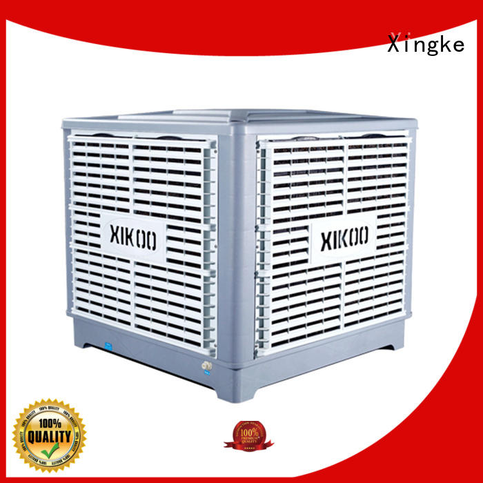 Xingke roof mounted industrial cooling systems chillers with remote controller wholesale
