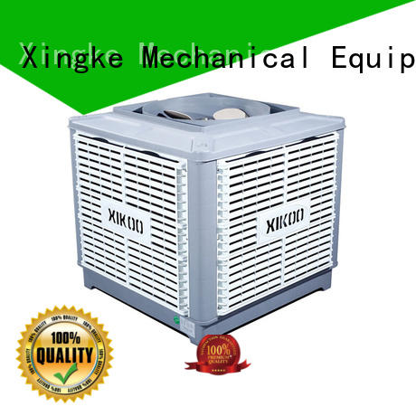Xingke workshop industrial water cooler with remote controller for factory