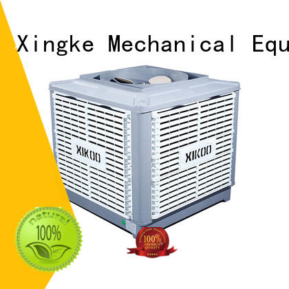 good selling industrial cooling fan with lcd touch display for sale Xingke