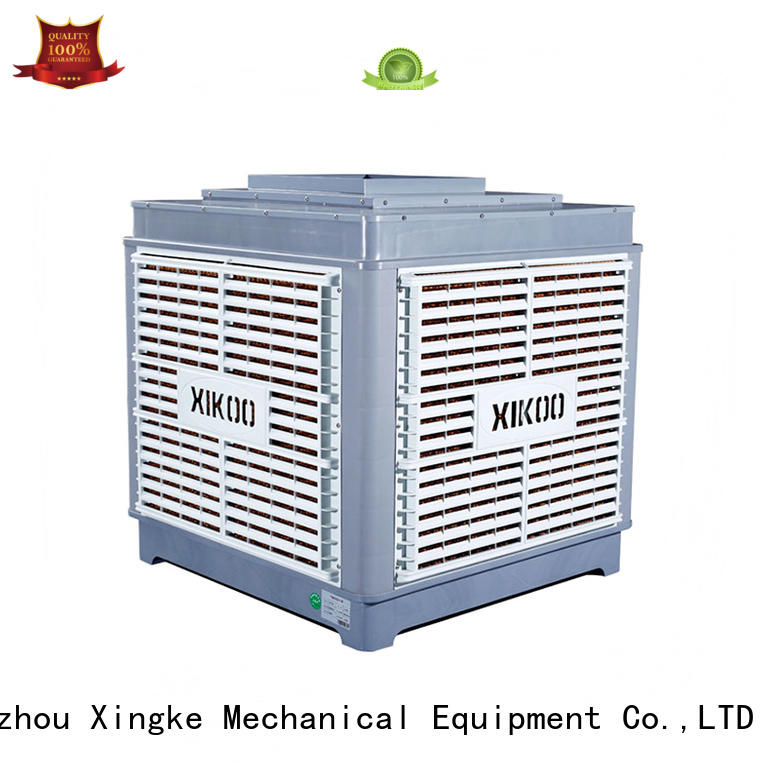workshop eco cooling air cooler with new pp material for factory Xingke