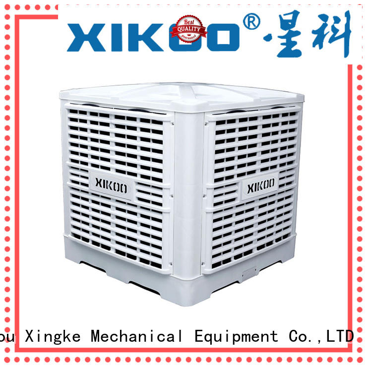 Xingke industry air cooler with remote controller for factory