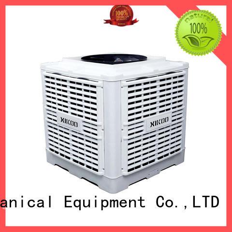 Xingke workshop evaporative air cooler fan for factory