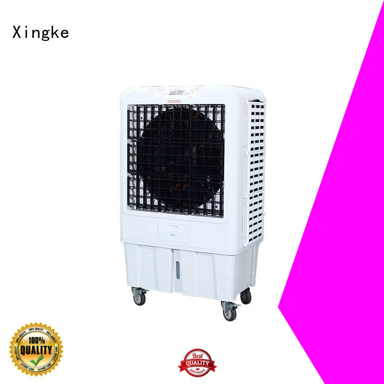 Xingke latest portable ac cooler with ice pack for home