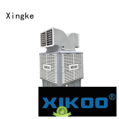 plastic portable air conditioner and cooler with ce quality for outdoor bar Xingke