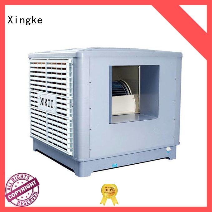evaporative water cooler with remote controller for factory Xingke