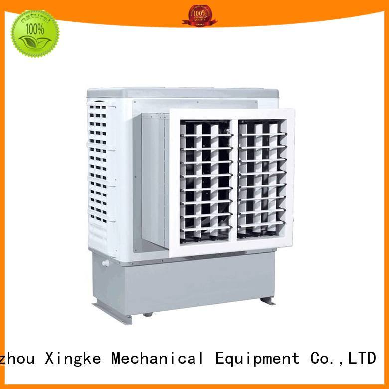 Xingke solar evaporative cooler for busniess for outdoor bar