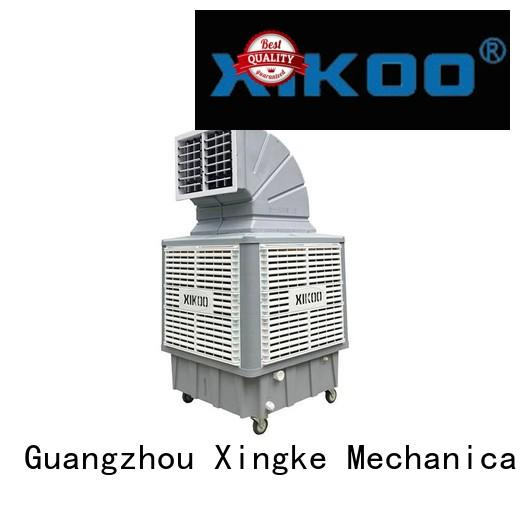 Xingke solar air cooler with big water tank for apartment