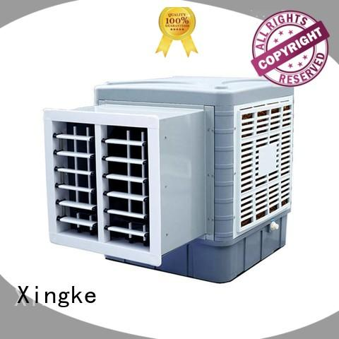 evaporative window evaporative cooler with lcd display for home