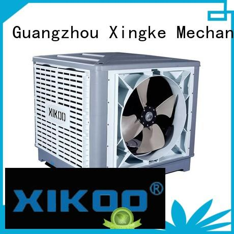 warehouse evaporative water cooler with new pp material for factory