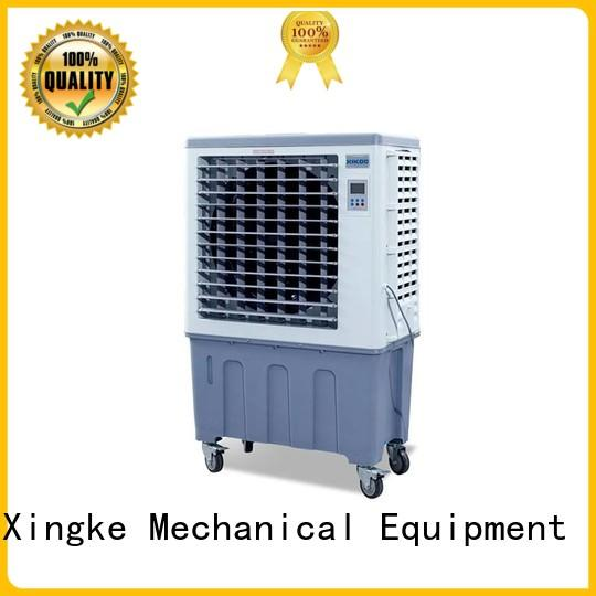 evaporative indoor portable evaporative air cooler with big water tank for apartment