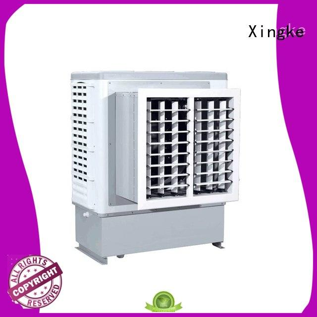 Xingke professional air cooler fan with water manufacturer for industry