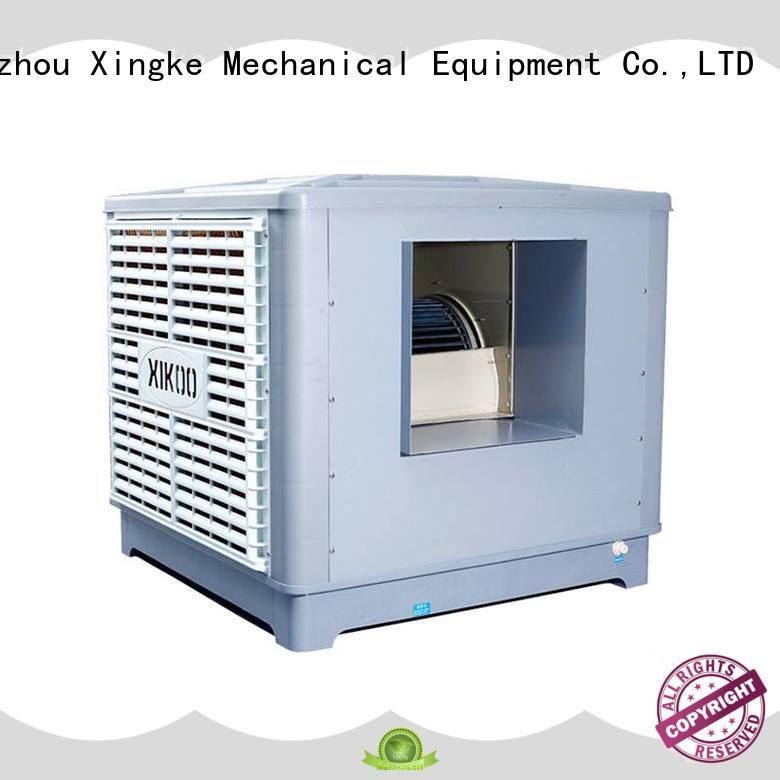 flow commercial desert cooler with cooling water circulating pump for factory