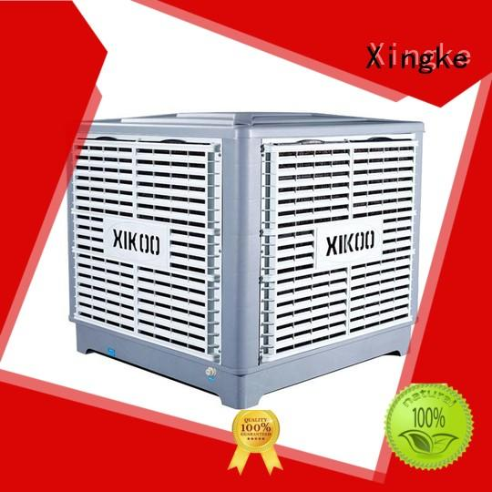 Xingke evaporative cooling fan ith long delivery distance for factory