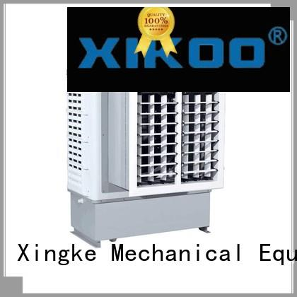 Xingke evaporative window cooler for busniess for outdoor bar