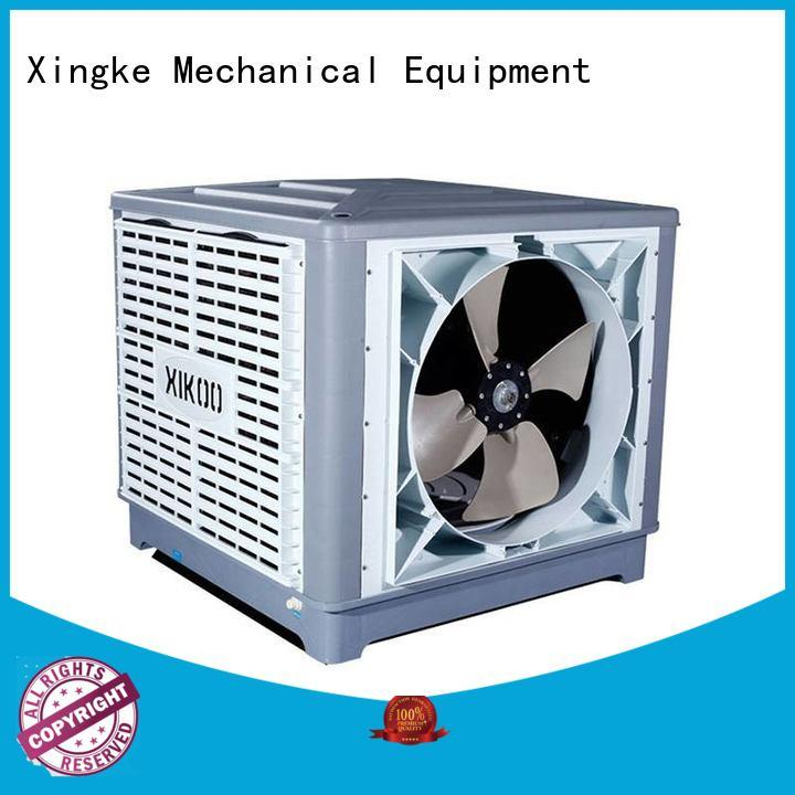 best evaporative cooling fan with lcd touch display for factory