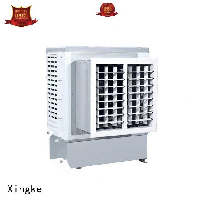 evaporative window air cooler with lcd display for home