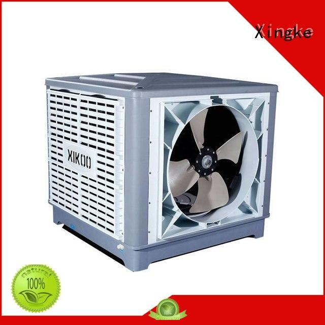 warehouse energy efficient air cooler with big airflow wholesale Xingke