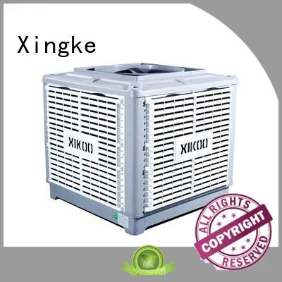 Xingke industry air cooler with cooling water circulating pump for factory