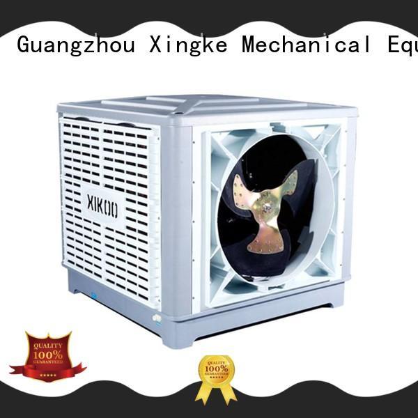 Xingke four blades evaporative cooling fan wholesale