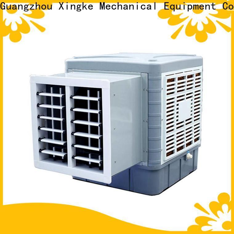 evaporative window cooler manufacturer for outdoor bar