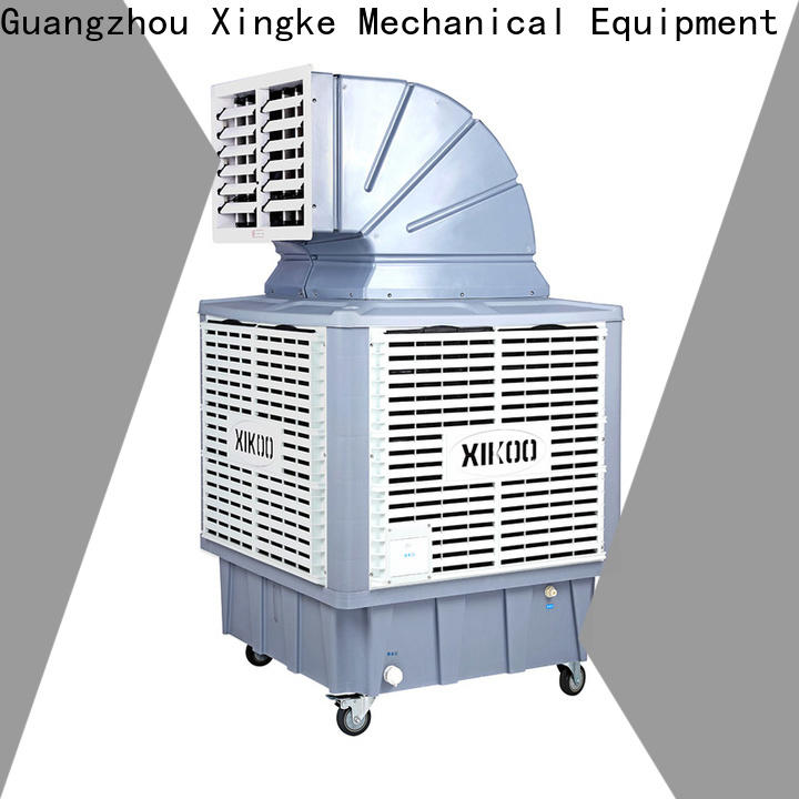 custom portable swamp cooler with new material for apartment