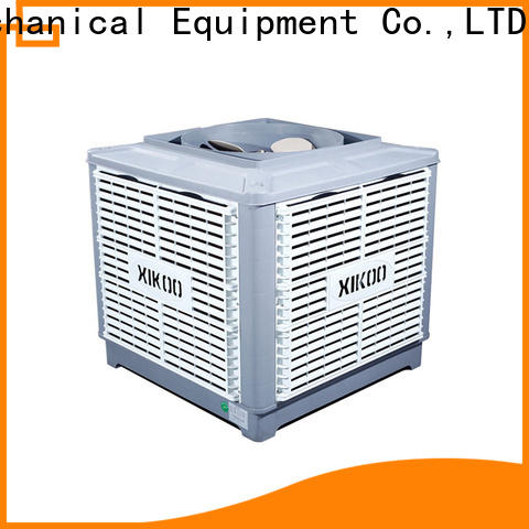 Xingke workshop industrial cooling fan with cooling water circulating pump for factory