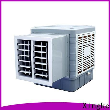Xingke solar evaporative cooler for busniess for apartment