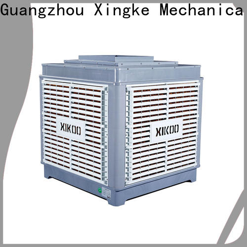 noiseless quiet evaporative air cooler with ce quality authentication for factory