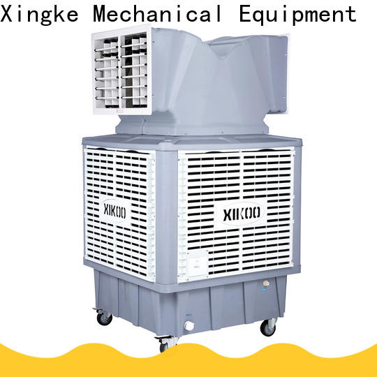 Xingke plastic indoor portable evaporative air cooler for busniess for home