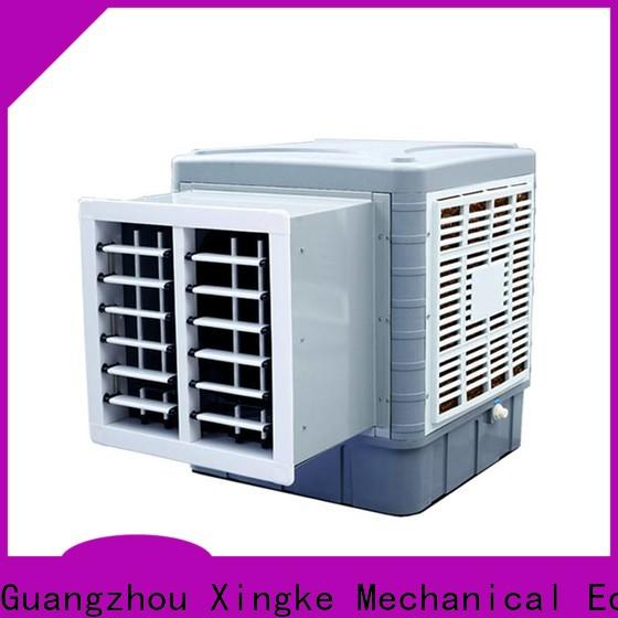 Xingke low noise solar air cooler for busniess for apartment