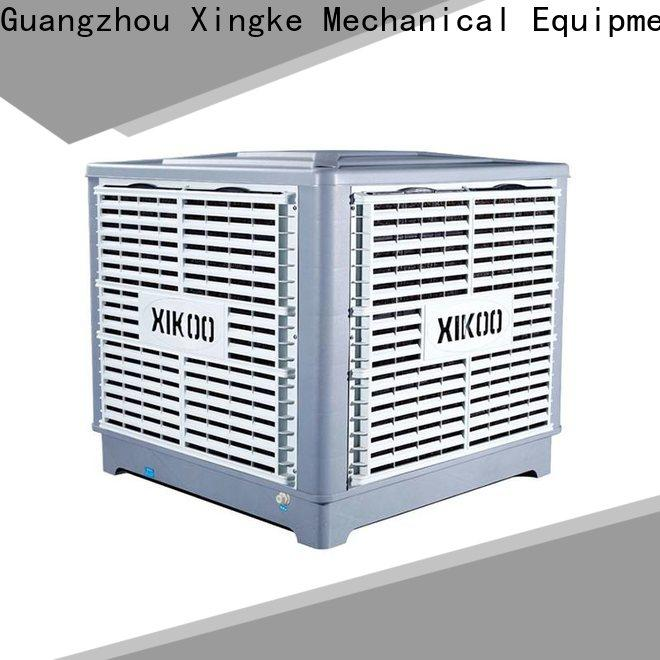 Xingke workshop industrial air cooler price with new pp material wholesale