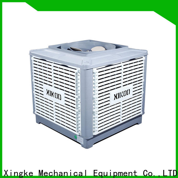 Xingke portable water cooler with high pressure mute plastic nylon fan wholesale