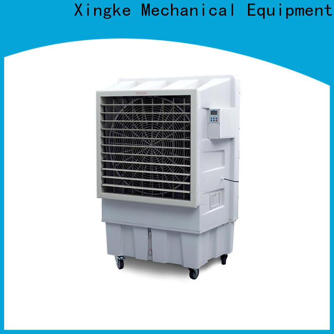 Xingke portable water cooler fan with ce quality for outdoor bar