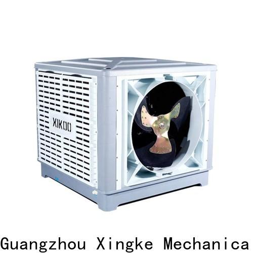 Xingke new evaporative water cooler with copper wire motor for sale