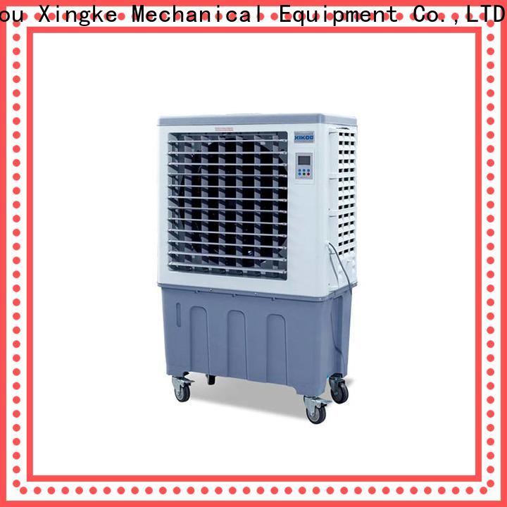 Xingke plastic portable water cooler fan manufacturer for outdoor bar
