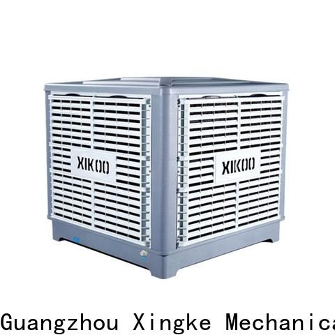 Xingke warehouse portable water cooler with high pressure mute plastic nylon fan for factory