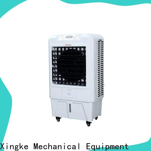 Xingke custom portable water cooler fan with big water tank for industry